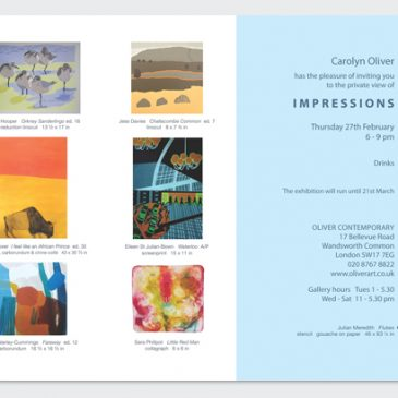 *Exhibition opening!*
